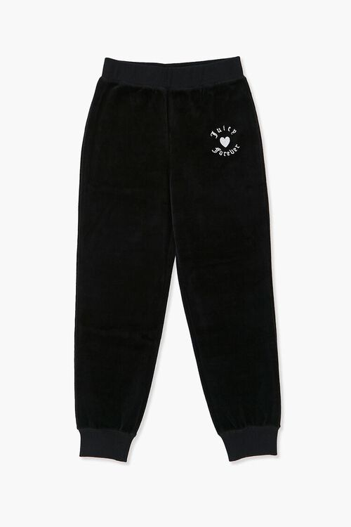 Girls Juicy Graphic Joggers (Kids), image 3