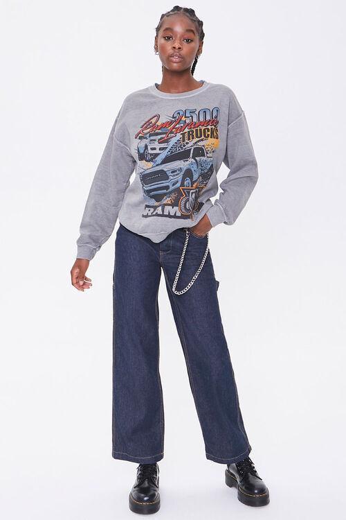Ram Trucks Graphic Sweatshirt, image 4