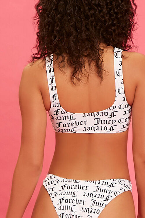 Juicy Couture Forever Bikini Top, image 3