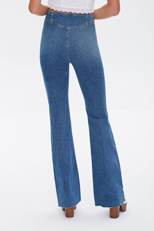 High-Rise Flare Jeans, image 4