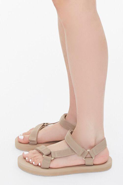 Adjustable Flatform Sandals, image 2