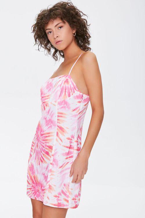 Tie-Dye Mini Dress, image 1