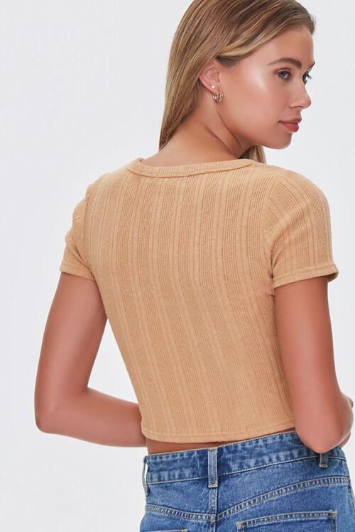 Short-Sleeve Cropped Cardigan, image 3