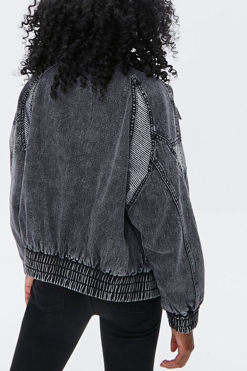 Ribbed Denim Jacket, image 3
