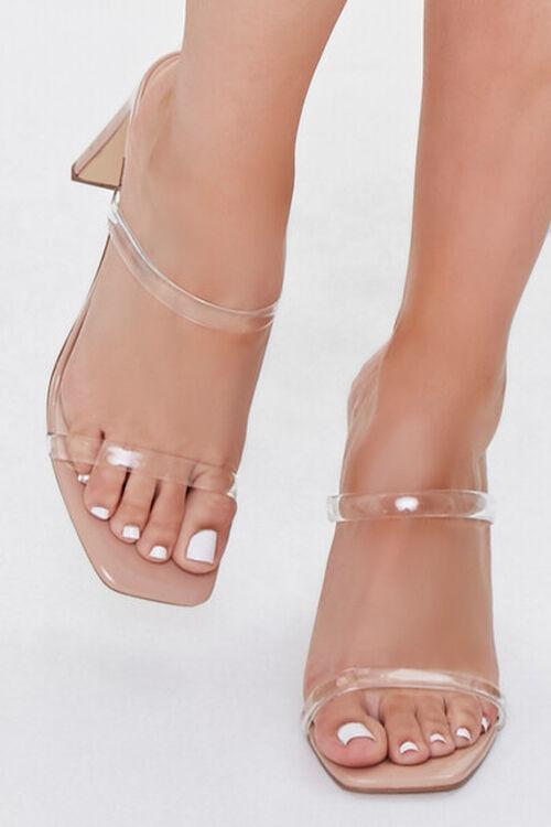 Square Toe Block Heels, image 4