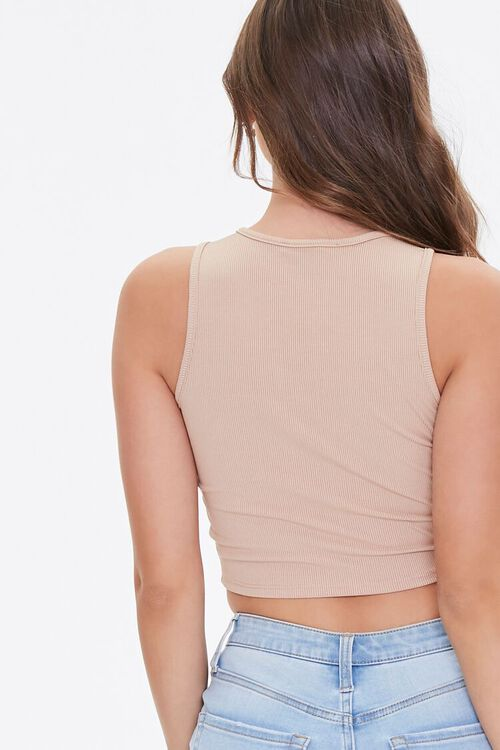 Lace-Up Tank Top, image 3