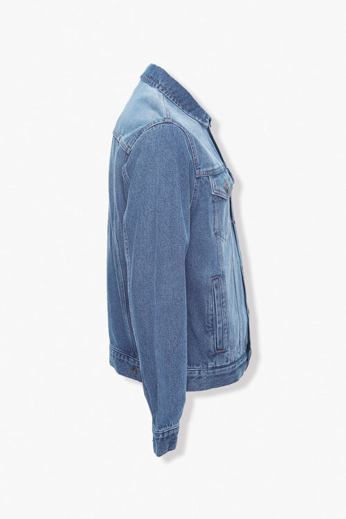 Button-Down Denim Jacket, image 2