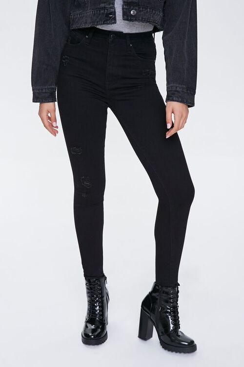 High-Rise Super Skinny Jeans, image 2