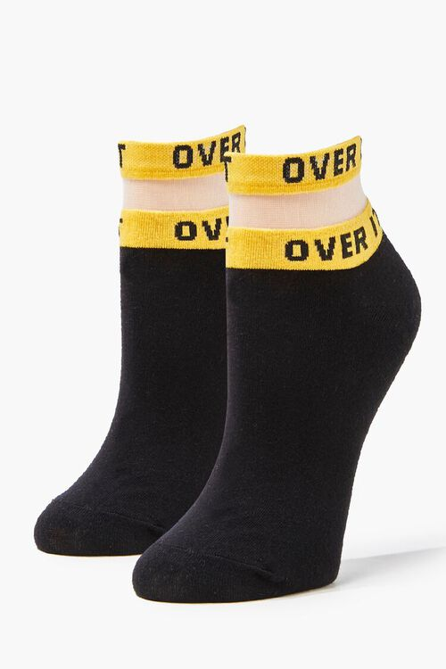 Over It Ankle Socks, image 2