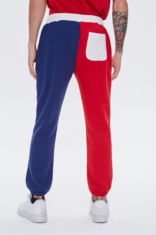 Colorblock French Terry Joggers, image 4