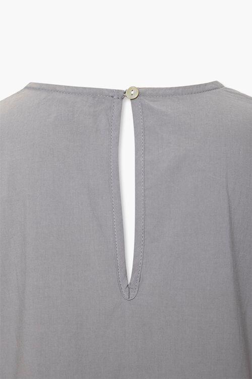 Flounce Shift Mini Dress, image 4