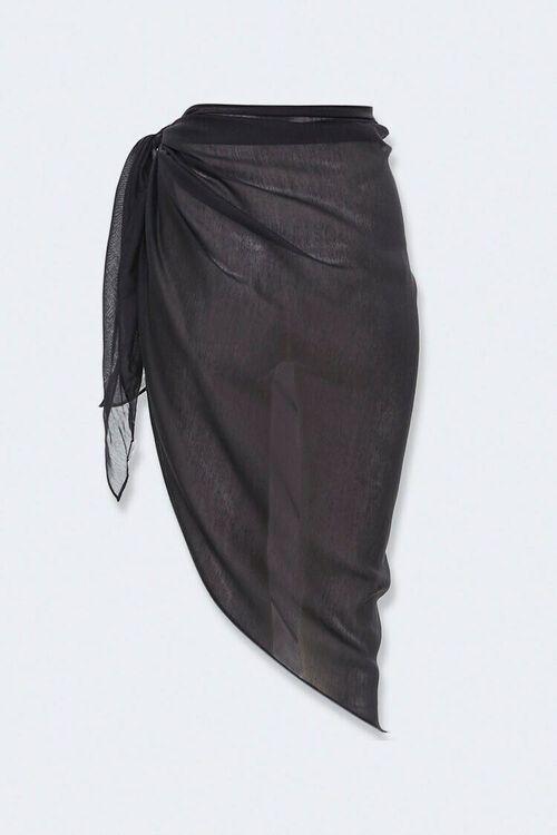 Wrap Sarong Swim Cover-Up, image 2