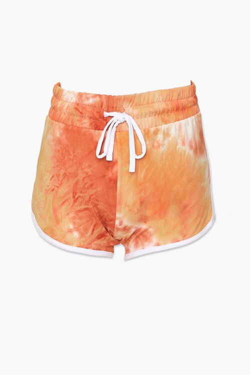Tie-Dye Dolphin Shorts, image 1