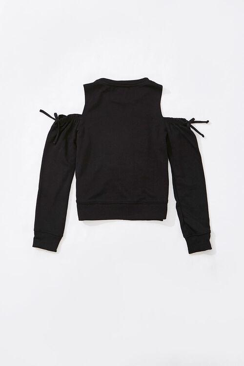 Girls Open-Shoulder Pullover (Kids), image 2