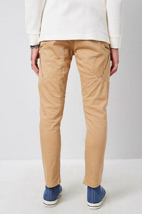 Slim-Fit Cargo Pants, image 4