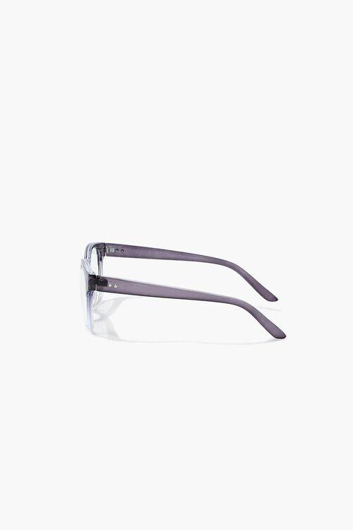 Blue Light Square Reader Glasses, image 3