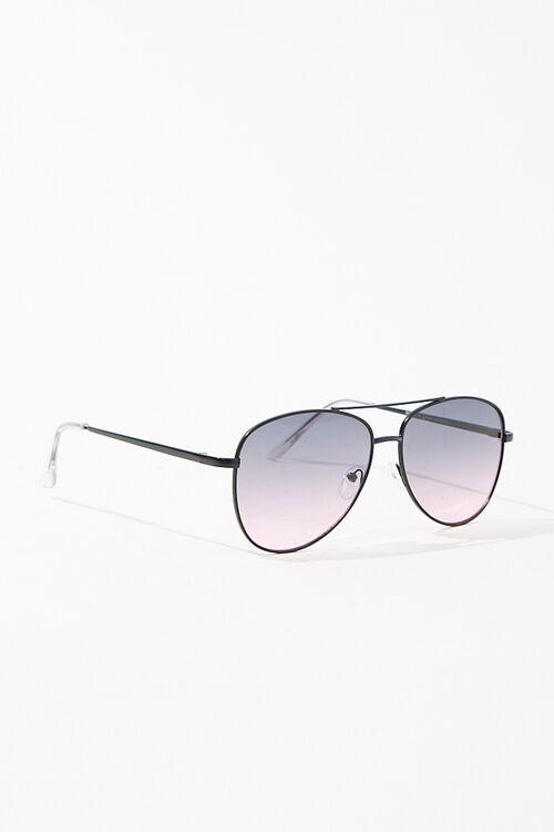 Gradient Aviator Sunglasses, image 2