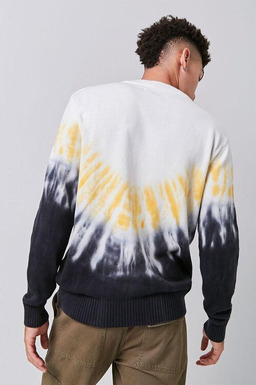Tie-Dye Crew Neck Sweater, image 3