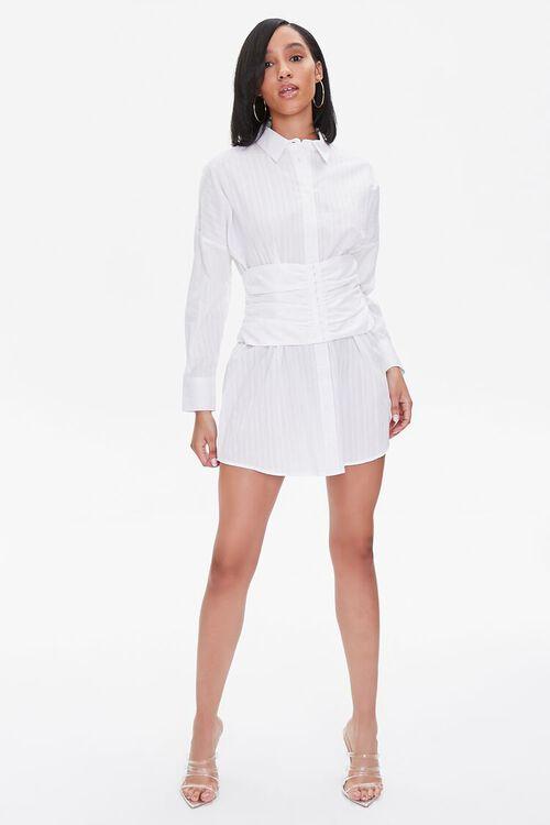 Mini Shirt Dress, image 4