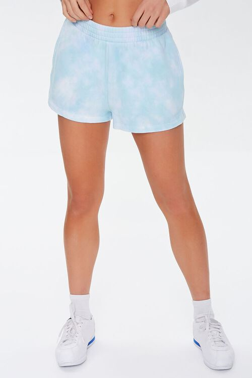 Cloud Wash French Terry Shorts, image 2