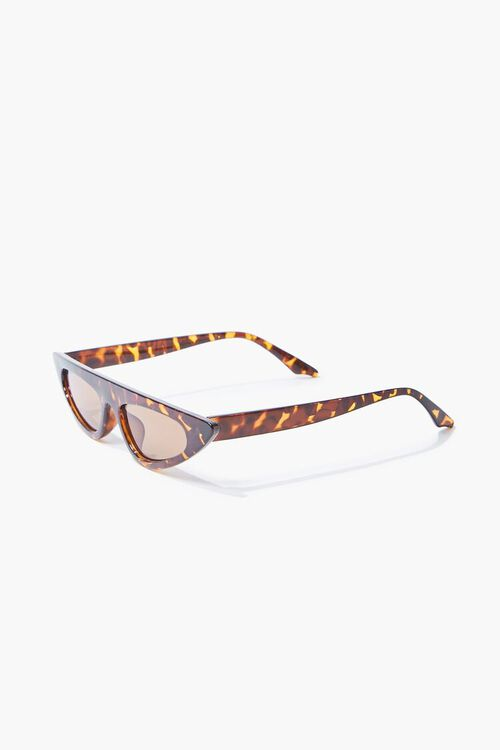 Tortoiseshell Cat-Eye Sunglasses, image 3