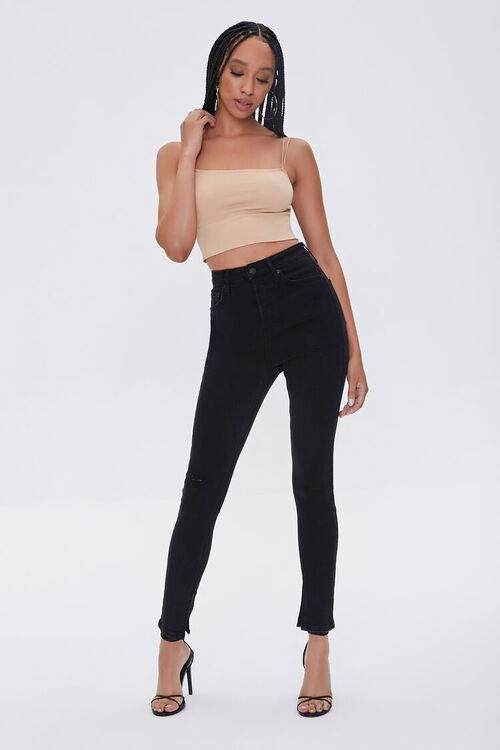Crisscross Cropped Cami, image 4