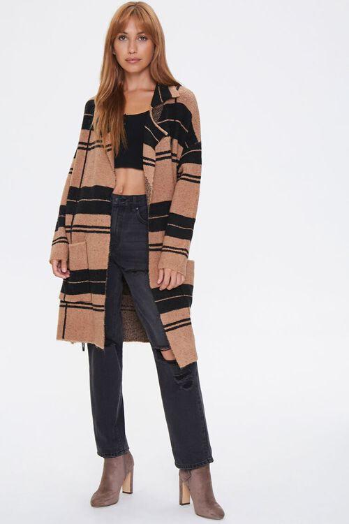 Plaid Cardigan Sweater, image 4
