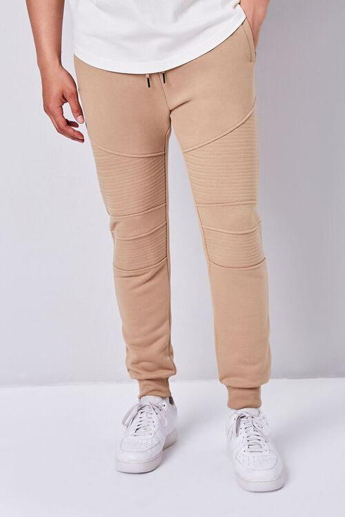 French Terry Moto Joggers, image 2