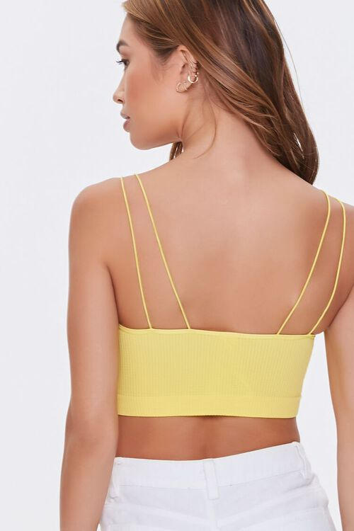MIMOSA Ribbed Seamless Bralette, image 3