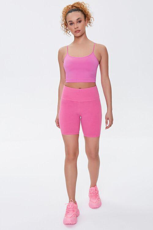 FUCHSIA Active Biker Shorts, image 5