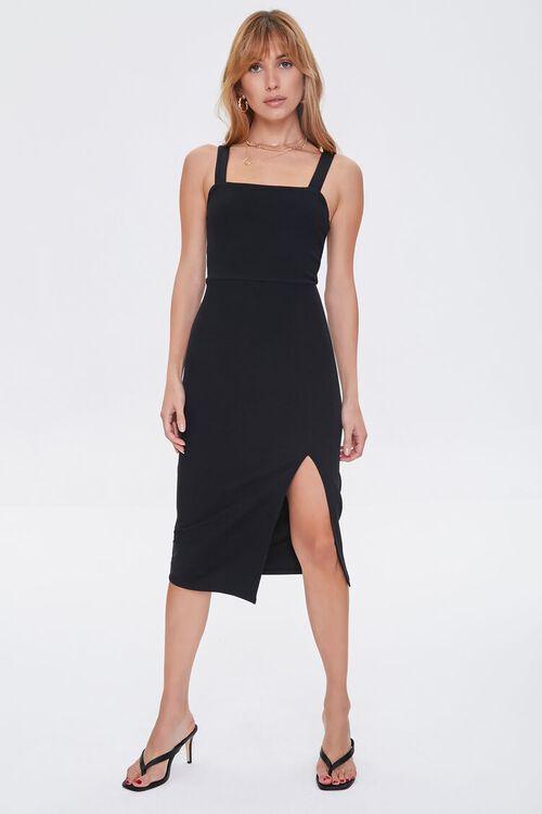 Bodycon Slit Dress, image 2