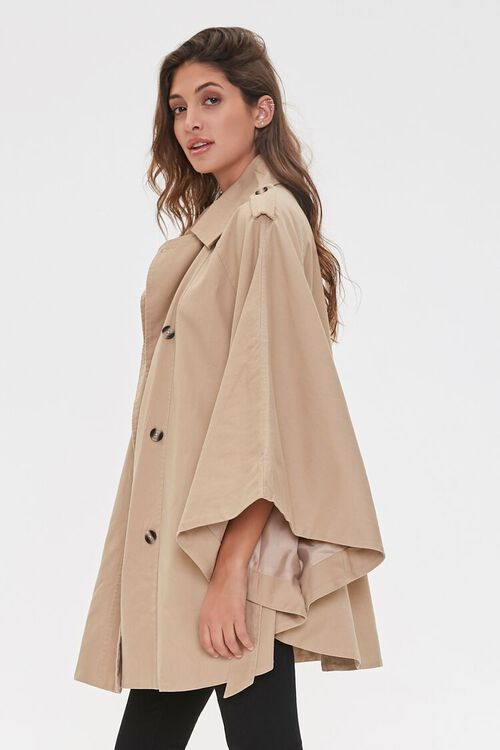 Double-Breasted Trench Jacket, image 2