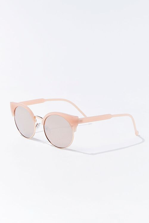 Half-Rim Frame Sunglasses, image 2