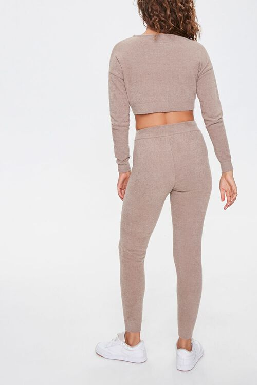 Terrycloth Pullover & Sweatpants Set, image 3