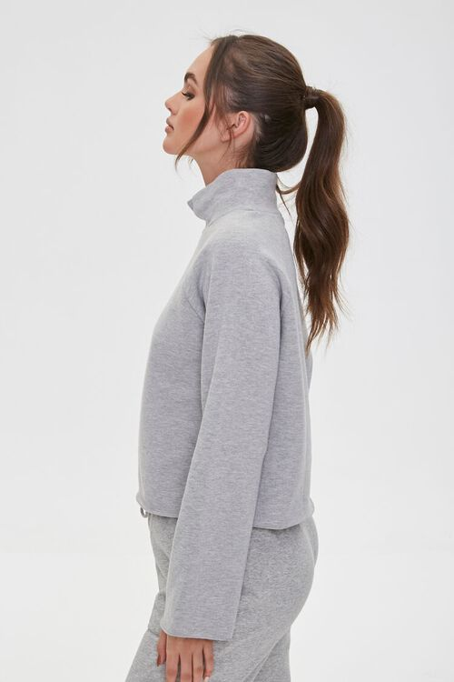 Active Turtleneck Sweatshirt, image 2