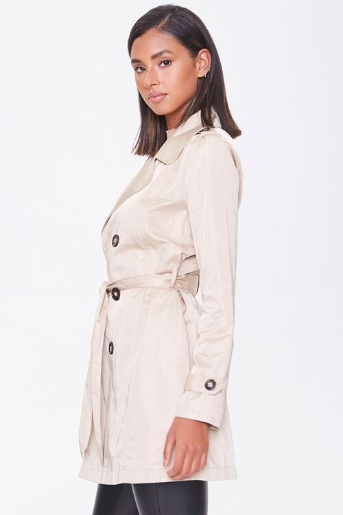Double-Breasted Trench Coat, image 2