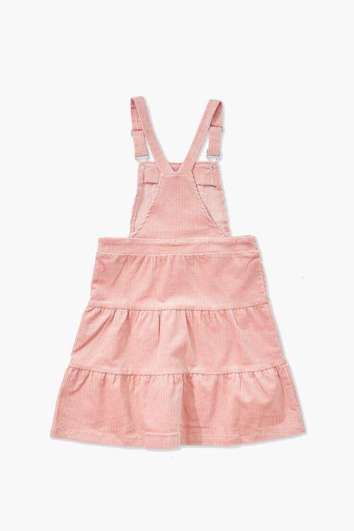 PINK Girls Corduroy Overall Dress (Kids), image 2