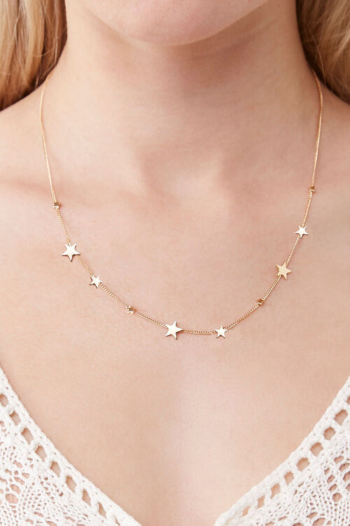 Star Charm Necklace, image 1