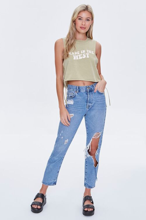 Made In The West Muscle Tee, image 5