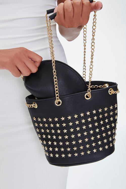 Star Studded Tote Bag, image 1