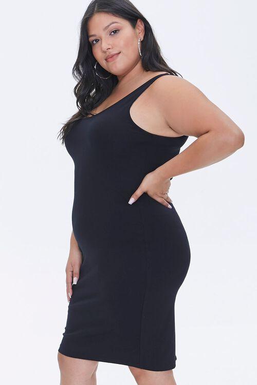 Plus Size Bodycon Mini Dress, image 2