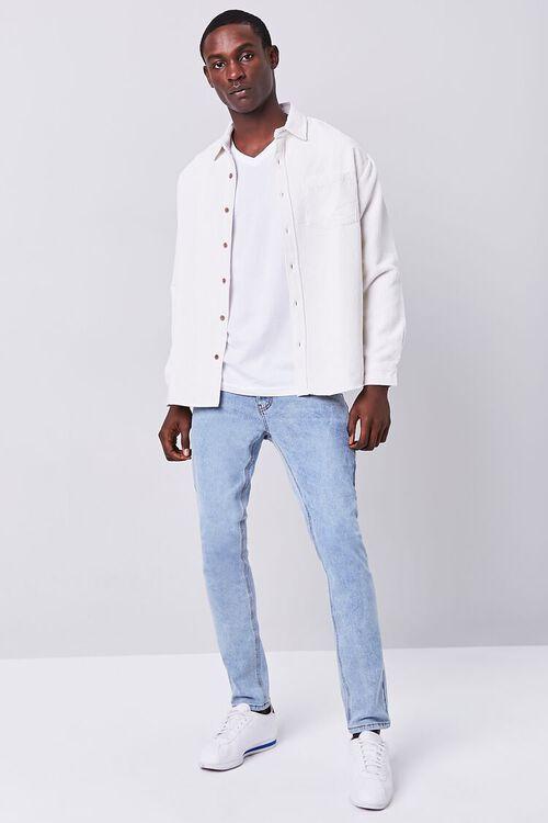 Classic Fit Corduroy Shirt, image 4