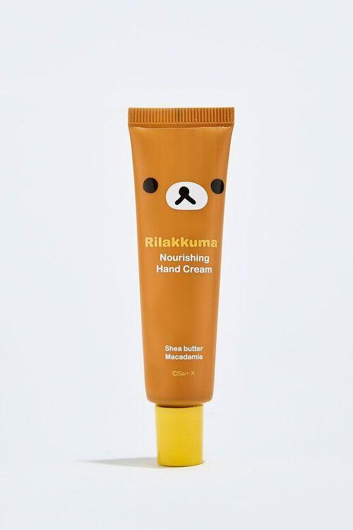 Rilakkuma Nourishing Hand Cream , image 1