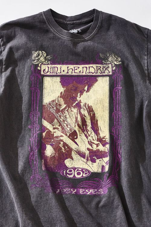 Jimi Hendrix Graphic Tee, image 3