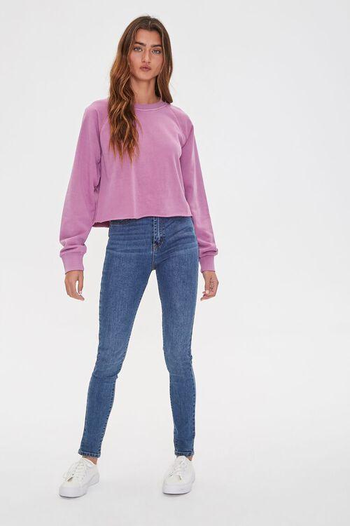 Boxy Raglan Sweatshirt, image 4