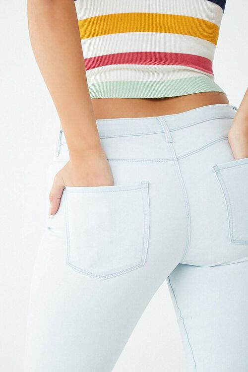 Low-Rise Skinny Ankle Jeans, image 7