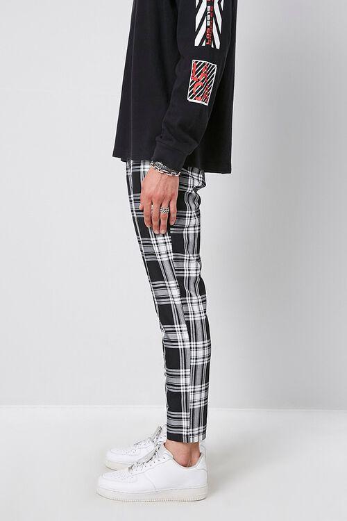 Plaid Print Pants, image 2