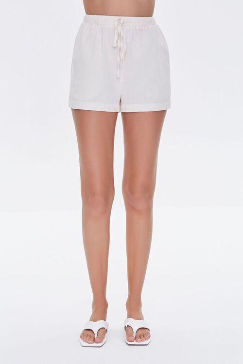 Relax-Fit Drawstring Shorts, image 2