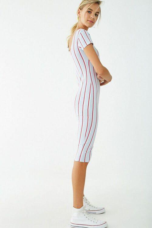 Sleeveless Striped Dress, image 2
