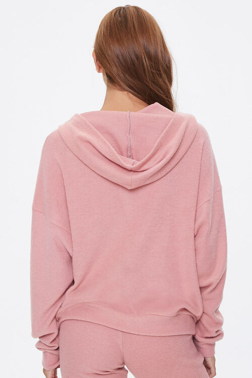 Hooded Drop-Shoulder Top, image 3